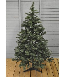 6ft (180cm) Green Douglas Fir Artificial Christmas Tree by Premier