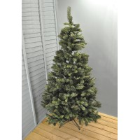 7ft (210cm) Green Brunswick Christmas Xmas Tree by Gardman