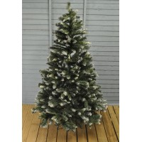 6ft (180cm) Frosted Brunswick Artificial Christmas Tree by Gardman