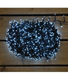 1000 LED White Treebright String Lights (2.1m Tree) by Premier