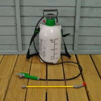 Garden Shoulder Pressure Sprayer (5 Litre)