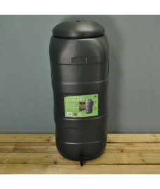 100ltr Space Saver Water Butt (Includes Tap & Lid) by Garland