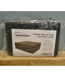 Waterproof Large 4 Seater Cube Cover (1.35m)