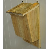 Large Wooden Bat Box