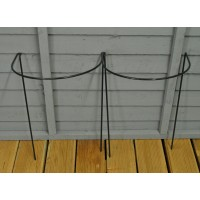 Garden Hoop Plant Support System 30cm x 45cm (Pack of 2)