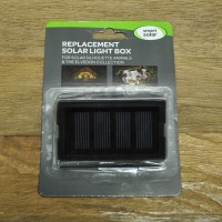 Replacement Solar Light Box by Smart Solar
