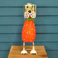 Floppy Dog Garden Sculpture by Smart Garden