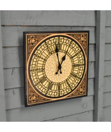 Little Ben Wall Clock by Smart Garden