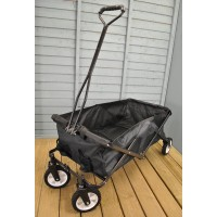 Folding Garden 4 Wheel Trolley