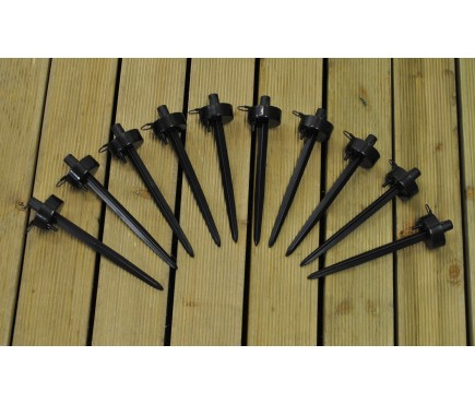 Plant Irrigation Spikes Reservoir Fed (Pack of 10)