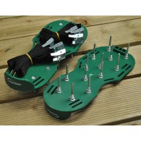 Lawn Aerator Spiker Shoes