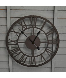 Giant Roman Numeral Wall Clock (56cm) by Gardman