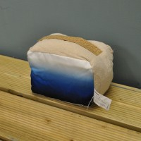 Blue Fade Door Stop by Premier