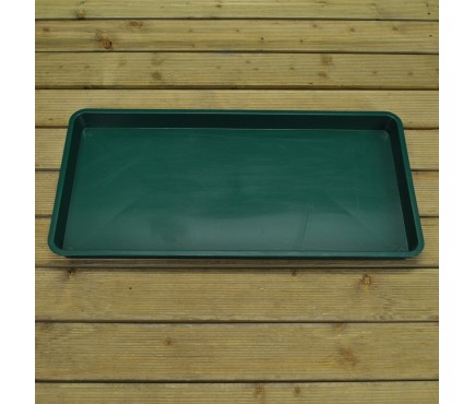 Maxi Plastic Garden Tray in Green by Garland