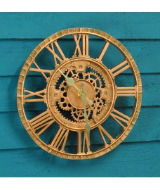 Newby Mechanical Wall Clock by Smart Garden