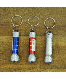 LED Small Keyring Torch by Kingfisher