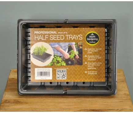 Half Seed Propagation Tray (Pack of 5) by Garland
