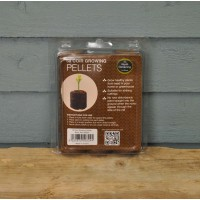 Coir Growing Pellets (Pack of 50) by Garland