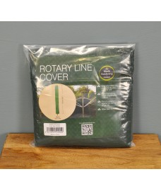 Green Rotary Washing Line Cover by Garland