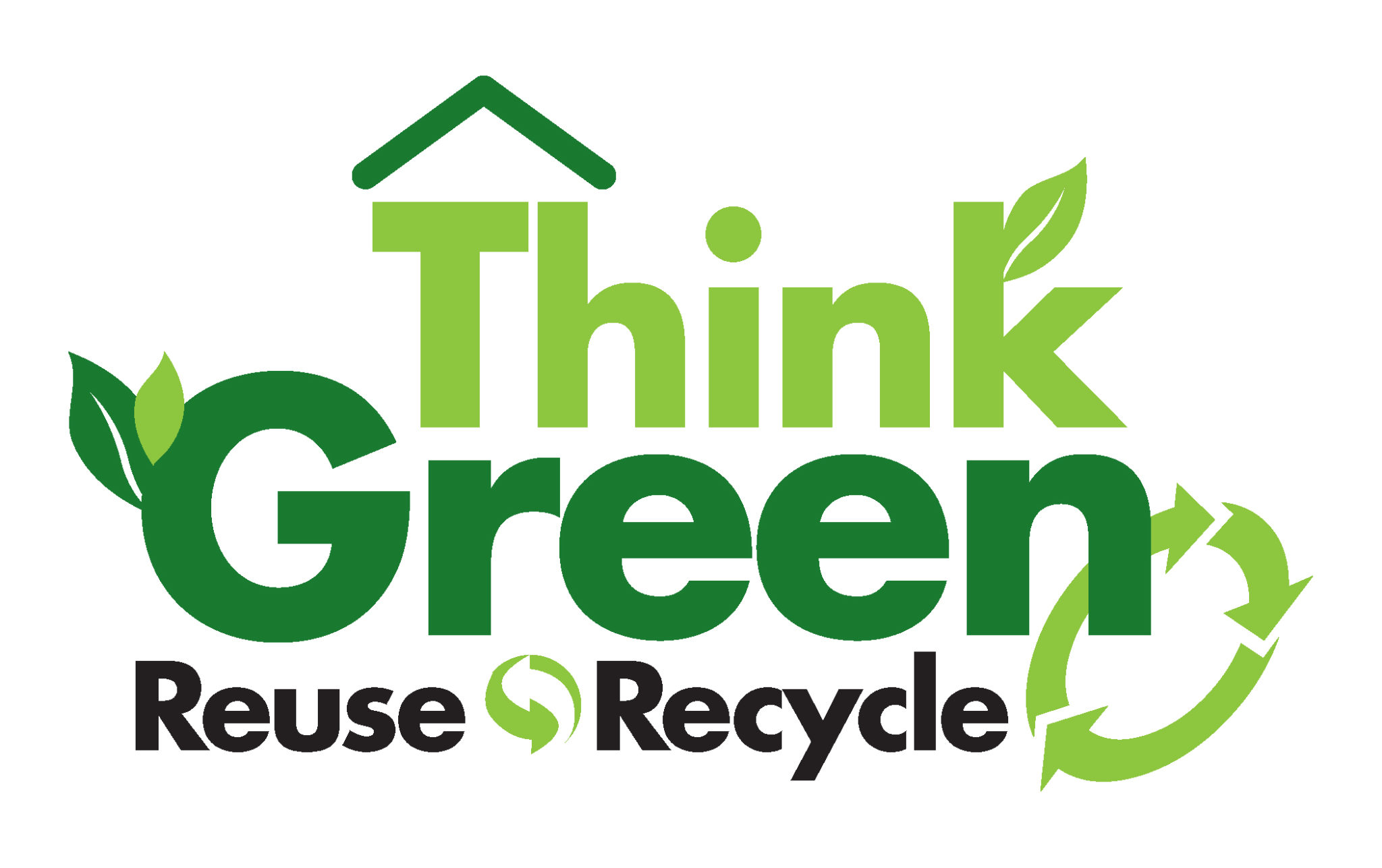 Think Green Reuse Recycle